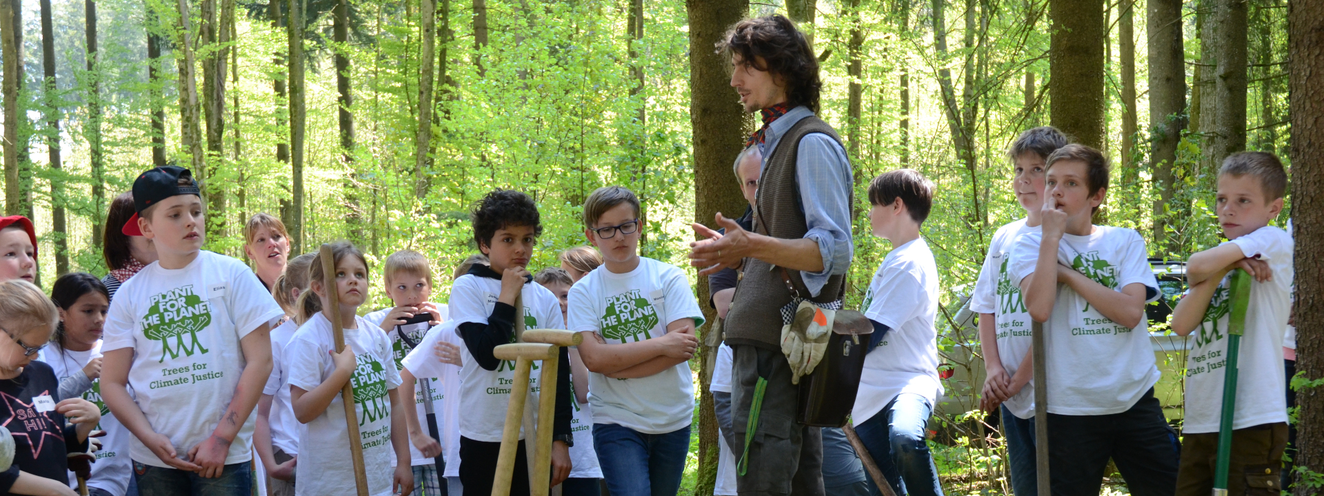 Plant for the Planet in Kempten